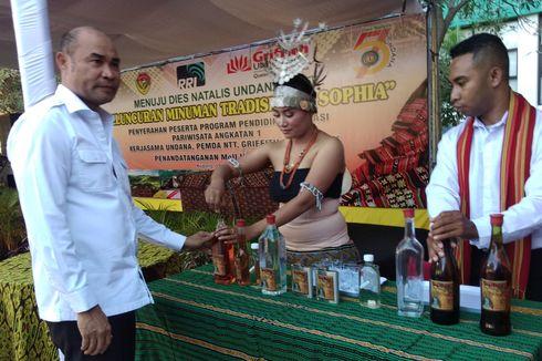 Minuman Sophia, dari Cerita Gubernur NTT hingga Dikritik Anggota Dewan