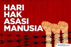 INFOGRAFIK: Sejarah Hari HAM Internasional