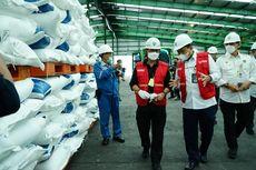Di Hadapan Mentan SYL, Pusri Paparkan Rencana Bangun Pabrik Pupuk Baru