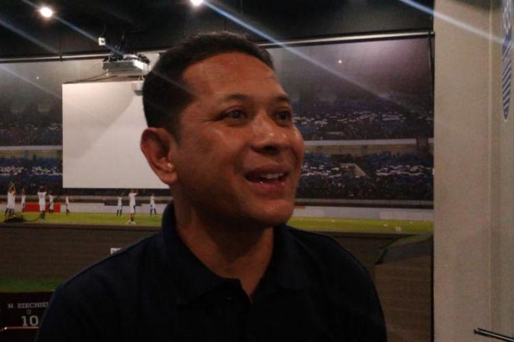 Legenda Persib Bandung era 1990-an, Yudi Guntara.