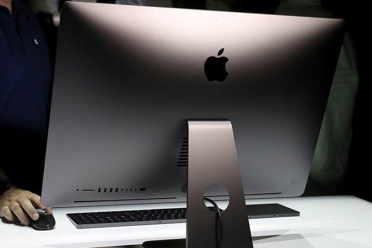 ilustrasi iMac Pro