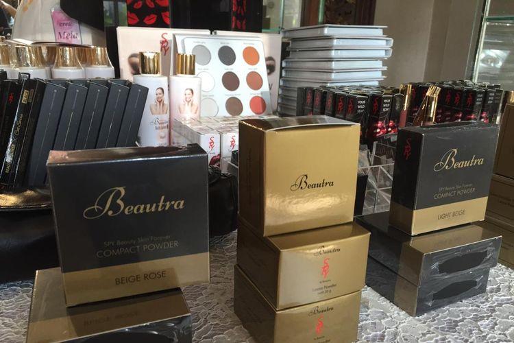 Rangkaian Beautra Cosmetics.