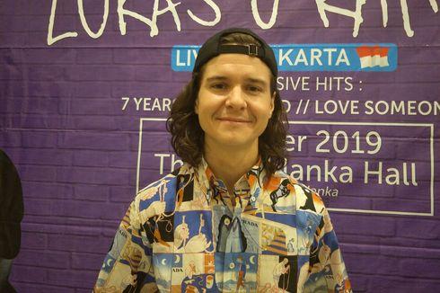 Vokalis Lukas Graham Ingin ke Borobudur dan Hutan Kalimantan, tetapi...