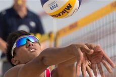 Di Doha, Tim Putra Voli Pantai Indonesia Raih Perunggu