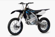 Yamaha Kembangkan Motocross Listrik