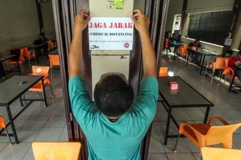 Kemenkes Setujui PSBB Depok, Bogor, dan Bekasi