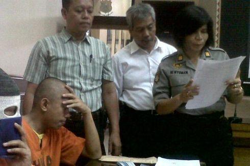 Simpan Sabu di Celana Dalam, Pegawai Kafe Ditangkap
