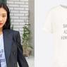 Joy Red Velvet Tuai Kontroversi Usai Kenakan Kaus Berbau Feminisme