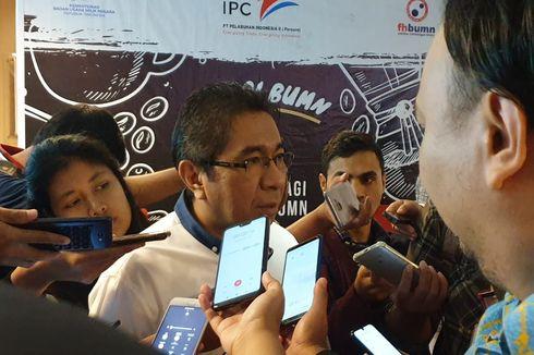Bos Pelindo II Optimis Holding Pelabuhan Terbentuk di 2020
