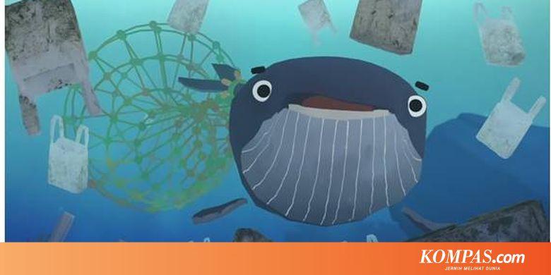Unduh 45 Background Animasi Laut Gratis Terbaru