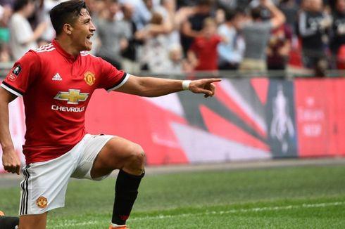 Hengkang ke Inter Milan, Alexis Sanchez Tetap Digaji Man United
