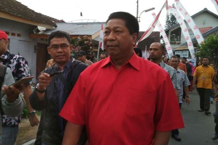 Wali Kota Magelang Sigit Widyonindito