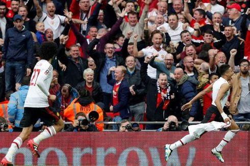 Man United Raih Trofi Pertama sejak Ferguson Pensiun