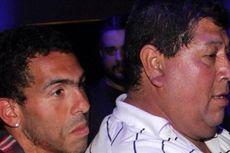 Ayah Bebas dari Penculikan, Ini Komentar Tevez