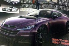 Bocoran Terbaru Nissan GT-R Hibrida