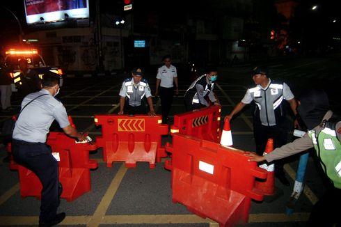BERITA FOTO: Saat Kota Tegal Terapkan Lockdown Lokal...