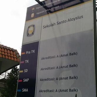 SMAS ALOYSIUS 1 BANDUNG