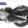 Kulik Mesin eSP+ pada Honda PCX 160
