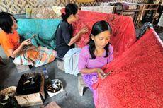 Desa Giriloyo, Setia Melestarikan Batik Tulis