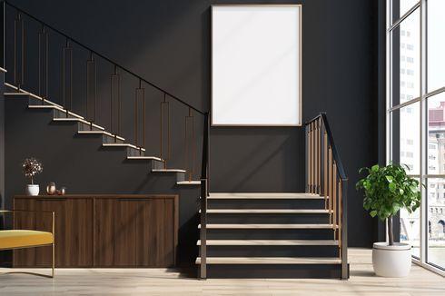 8 Ide Apik Merapikan Area Tangga di Rumah