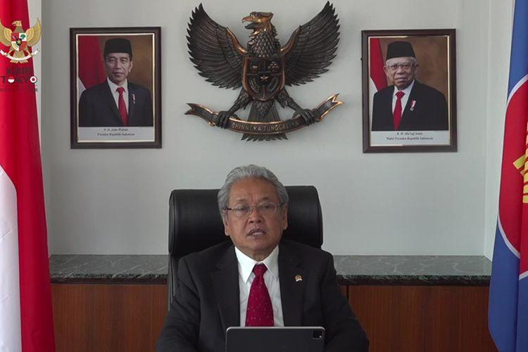 Duta Besar RI untuk Jepang Heri Akhmadi.