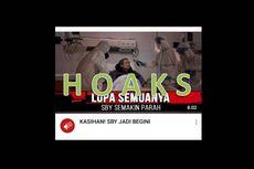 [HOAKS] SBY Dirawat di Rumah Sakit dan Kondisi Parah