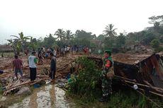 Hujan Deras di Bogor, 14 Rumah dan 1 Orang Tertimbun Longsor