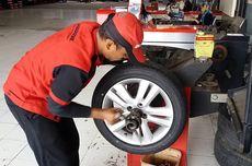 Ganti Ban Mobil Wajib Sepaket dengan Balancing