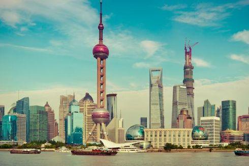 Inflasi China 2,7 Persen