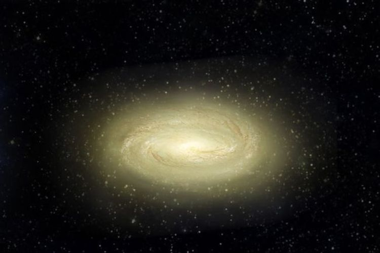 Galaksi Zombie, galaksi yang bintang-bintangnya tidak terbentuk lagi.