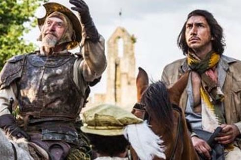 Sinopsis Film The Man Who Killed Don Quixote, Ketika Adam Driver Ditarik ke Dunia Fantasi