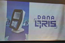 E-Wallet Dana Sudah Pakai Standar QRIS di Merchant