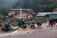 Banjir Sibolangit, 6 Orang Tewas dan Belasan Orang Hilang