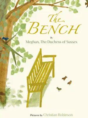 Sampul buku the Bench karya Meghan Markle