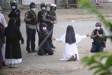 [POPULER GLOBAL] Suster Ann Roza Kembali Berlutut demi Lindungi Demonstran Myanmar | Murid Berbohong Berujung Pembunuhan Samuel Paty