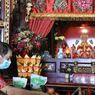 Pandemi Corona, Perayaan Imlek di Kelenteng Kim Hin Kiong Gunakan Penjadwalan