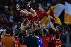 Pekan Terakhir Liga Italia, Perpisahan Sang Pangeran Roma