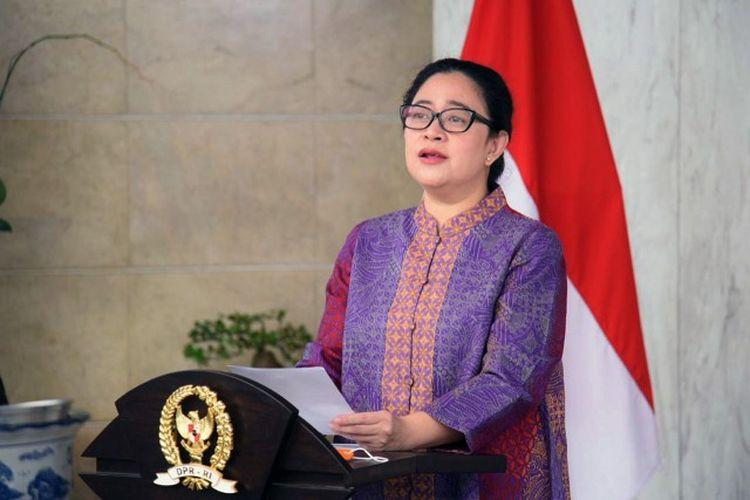 Ketua Dewan Perwakilan Rakyat (DPR) Puan Maharani mengajak semua pihak untuk bersikap optimis, bekerja keras, dan selalu berhati-hati untuk mewujudkan transformasi strategis ekonomi Indonesia pascapandemi Covid-19.