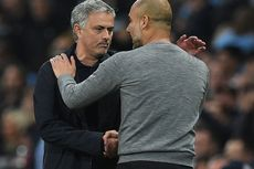 Liverpool Vs Man City, Mourinho Kritik Pertahanan The Citizens