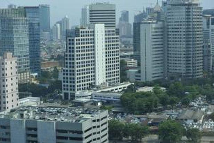 Kawasan Bisnis Terpadu Sudirman diincar pengembang asing.
