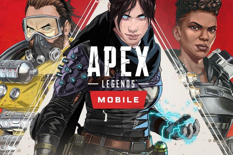 Ilustrasi game Apex Legends Mobile