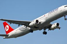 Kena Turbulensi Parah, Penumpang Turkish Airlines Patah Kaki dan Memar