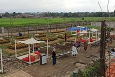 Kafe Critical 11 Bandung, Nongkrong Sambil Lihat Pesawat Lalu-lalang