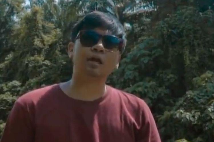 YouTuber Arif Muhammad alias Mak Beti.