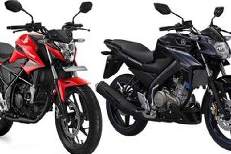 Pilih Mana All New Cb150r Vs V Ixion Advance Halaman All
