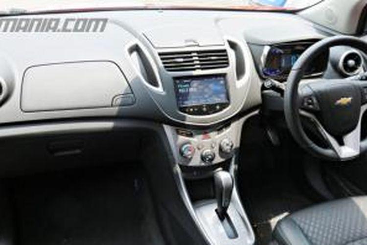 Jelajah Interior Chevrolet Trax