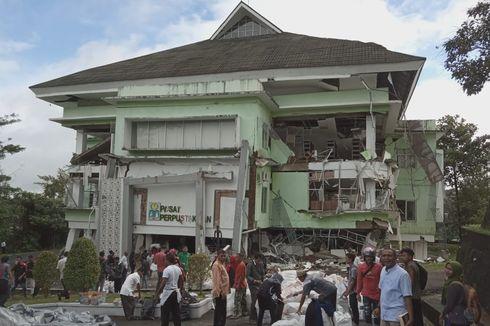 Kasus Ambruknya Gedung IAIN Ambon, Jaksa Pelajari Temuan BPKP