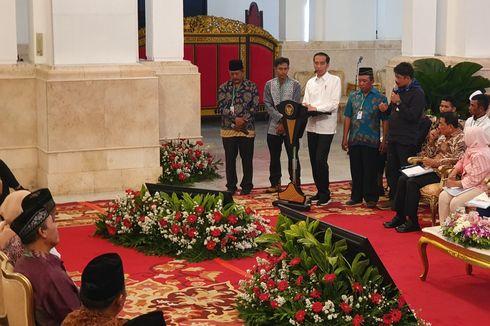 Jokowi: Dikira Demo, Ternyata Ucapan Terimakasih...