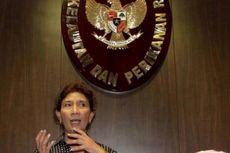 Menteri Susi Bentuk Satgas Pemberantasan Pencurian Ikan