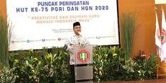 Gubernur Erzaldi: Pandemi Jadi Peluang Inovasi Dunia Pendidikan untuk SDM Lebih Unggul